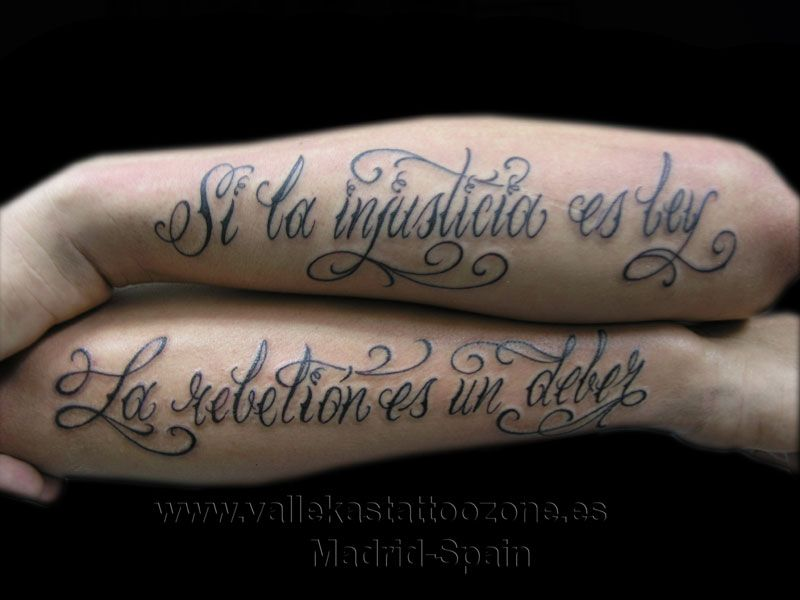 Tattoo Frases Español Pesquisa Google Thoughts