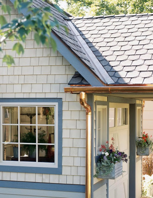 Replace Gutters And Downspouts In 2020 Curb Appeal House Exterior Exterior