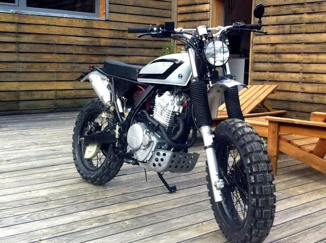 scrambler by kipper garage cars motorcycles scrambler motorbike bike. Black Bedroom Furniture Sets. Home Design Ideas