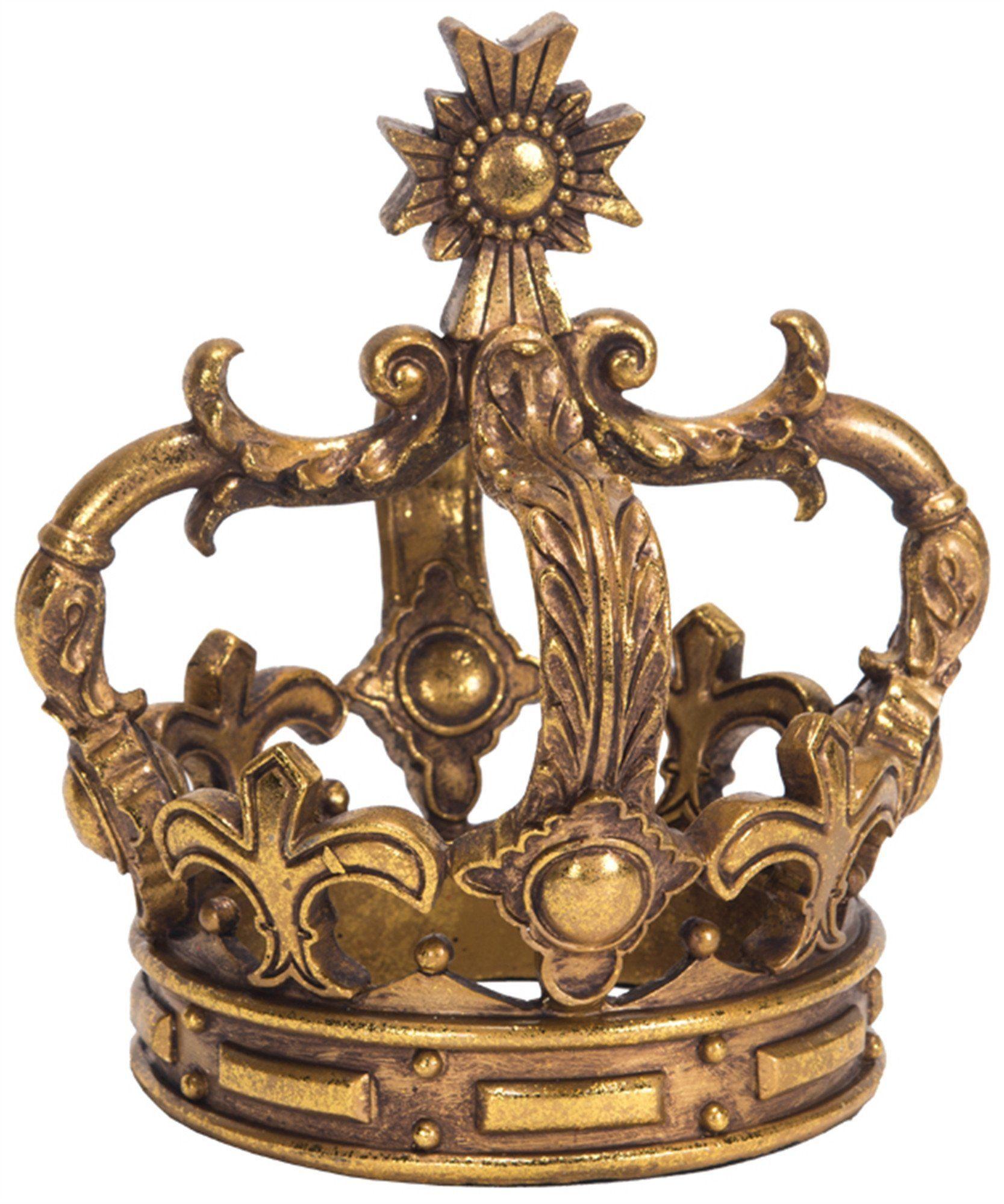 Extraordinaire  Mot-Clé Decorative Crowns for Home Decor Best Of Antique Gold Tabletop ...