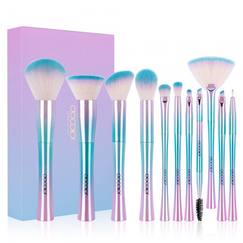 11 Pieces Fantasy Makeup Brush Set Series 2 DB1102 (With