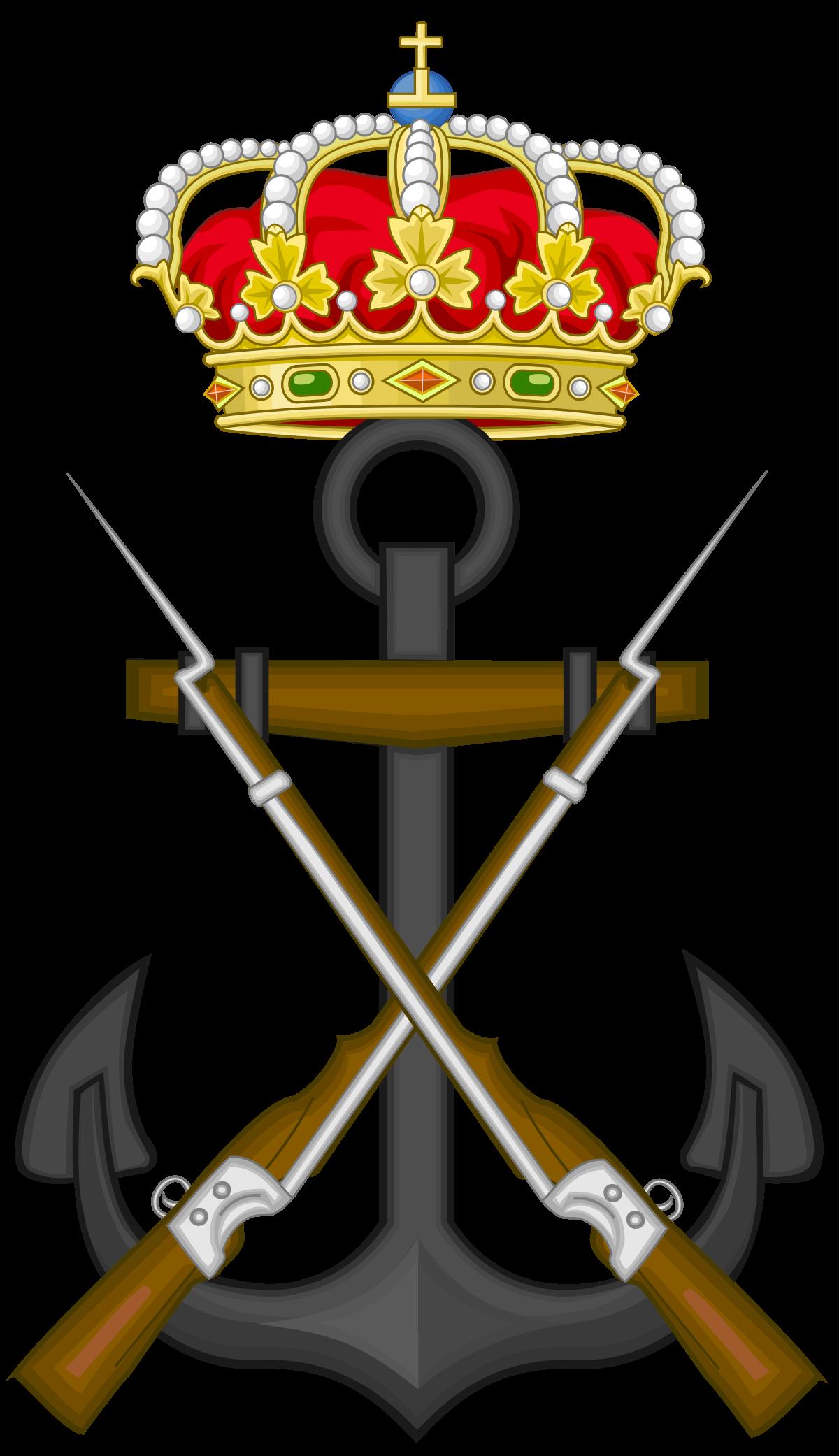 Spanish Navy Marines Wikipedia Infanteria de marina