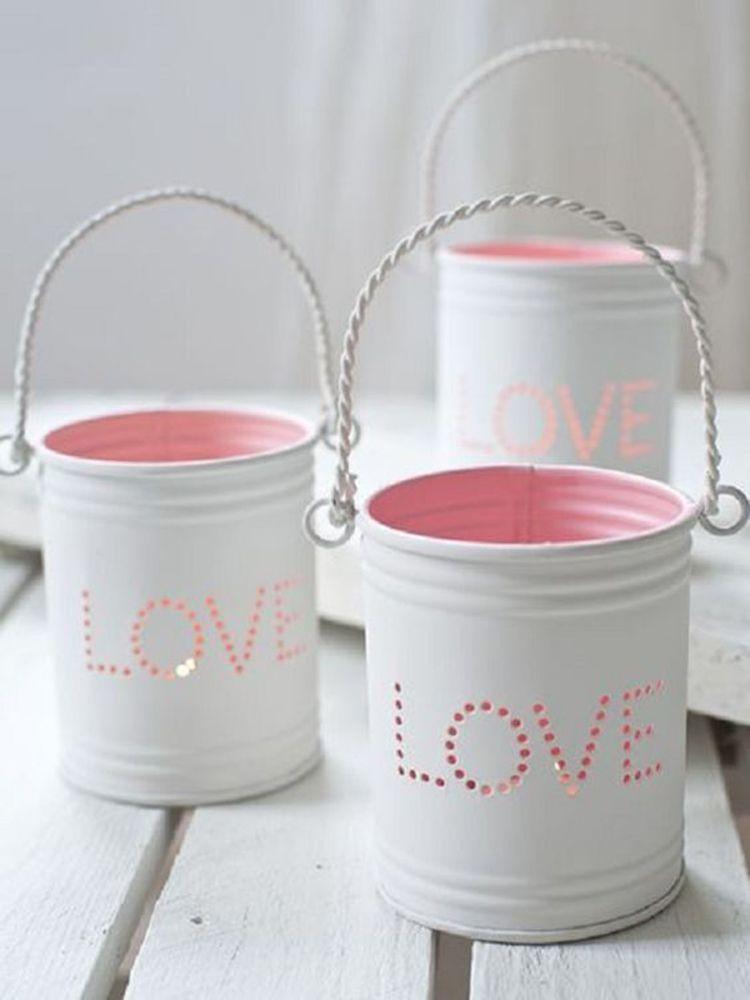 11 diy recycle a tin can into a lantern candles