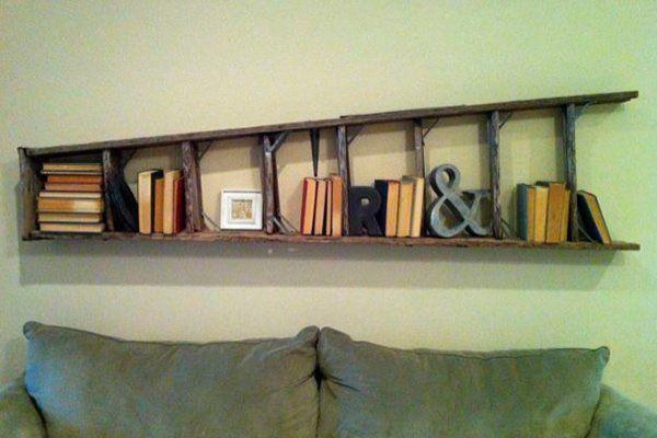 Estantes para tus libros favoritos Foto Magnoliahomesnet MI