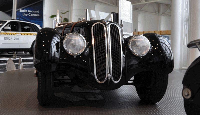 1937 BMW 328 GIF