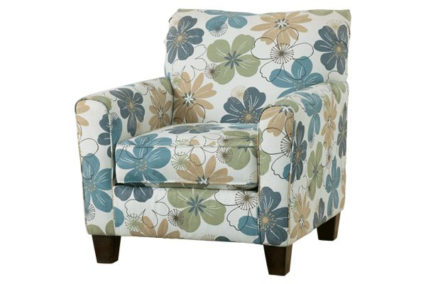 Ashley Furniture With Images Printed Accent Chairs Accent