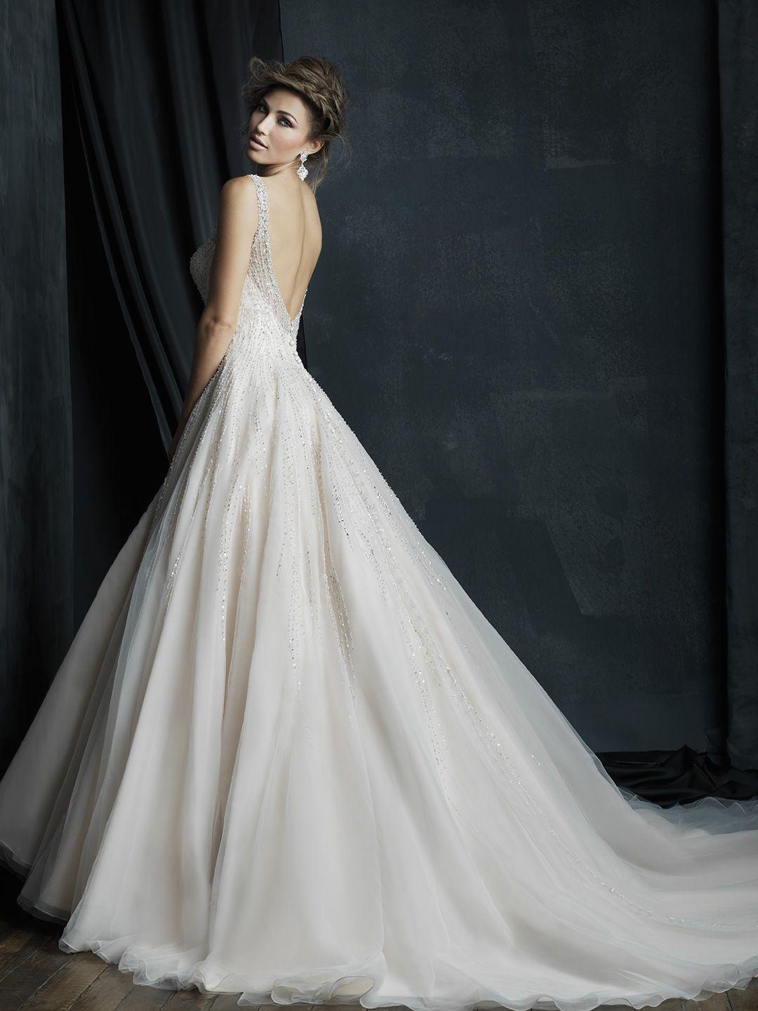 Allure Bridals C382. Find this dress at Janene\'s Bridal Boutique ...