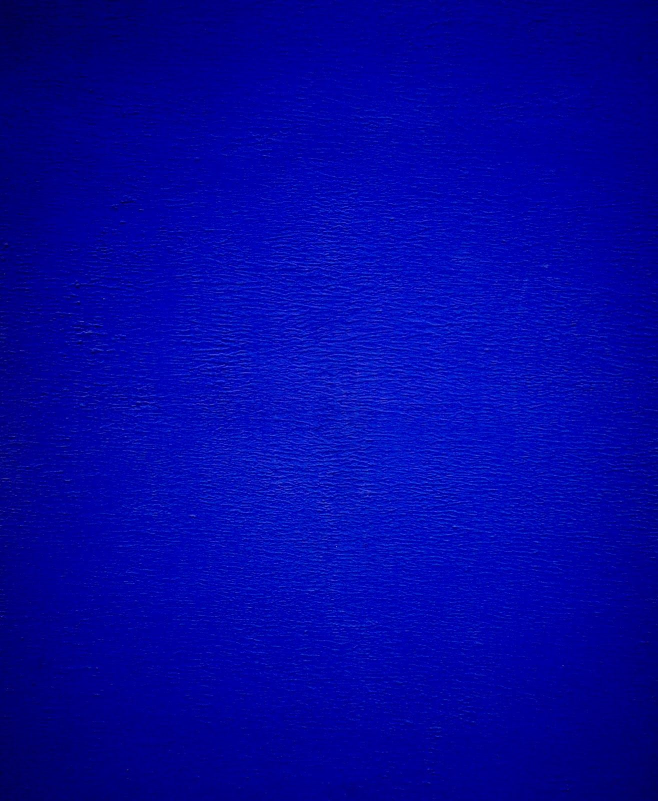 Yves Klein Blue on Pinterest | Electric Blue, Cobalt Blue ...