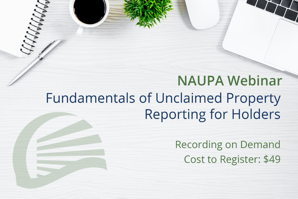 National Association Of Unclaimed Property Administrators Naupa The Leading Trusted Authority In U Unclaimed Property Scholarships For College Fundamental