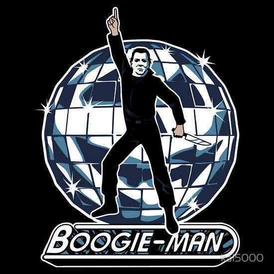 """""""The Boogie-Man"""". By Kal5000."""