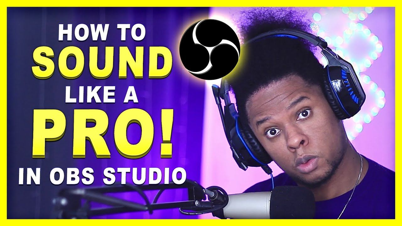 IMPROVE Mic quality with this FREE EQ vst filter (OBS
