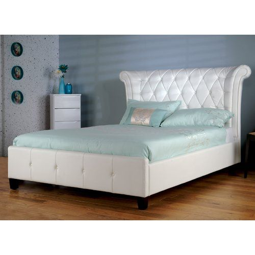 Fairmont Park Honora Upholstered Bed Frame Upholstered Bed Frame