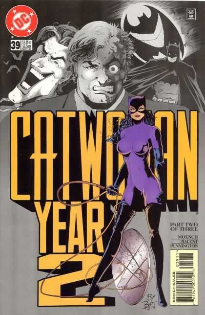 Catwoman - Year 2