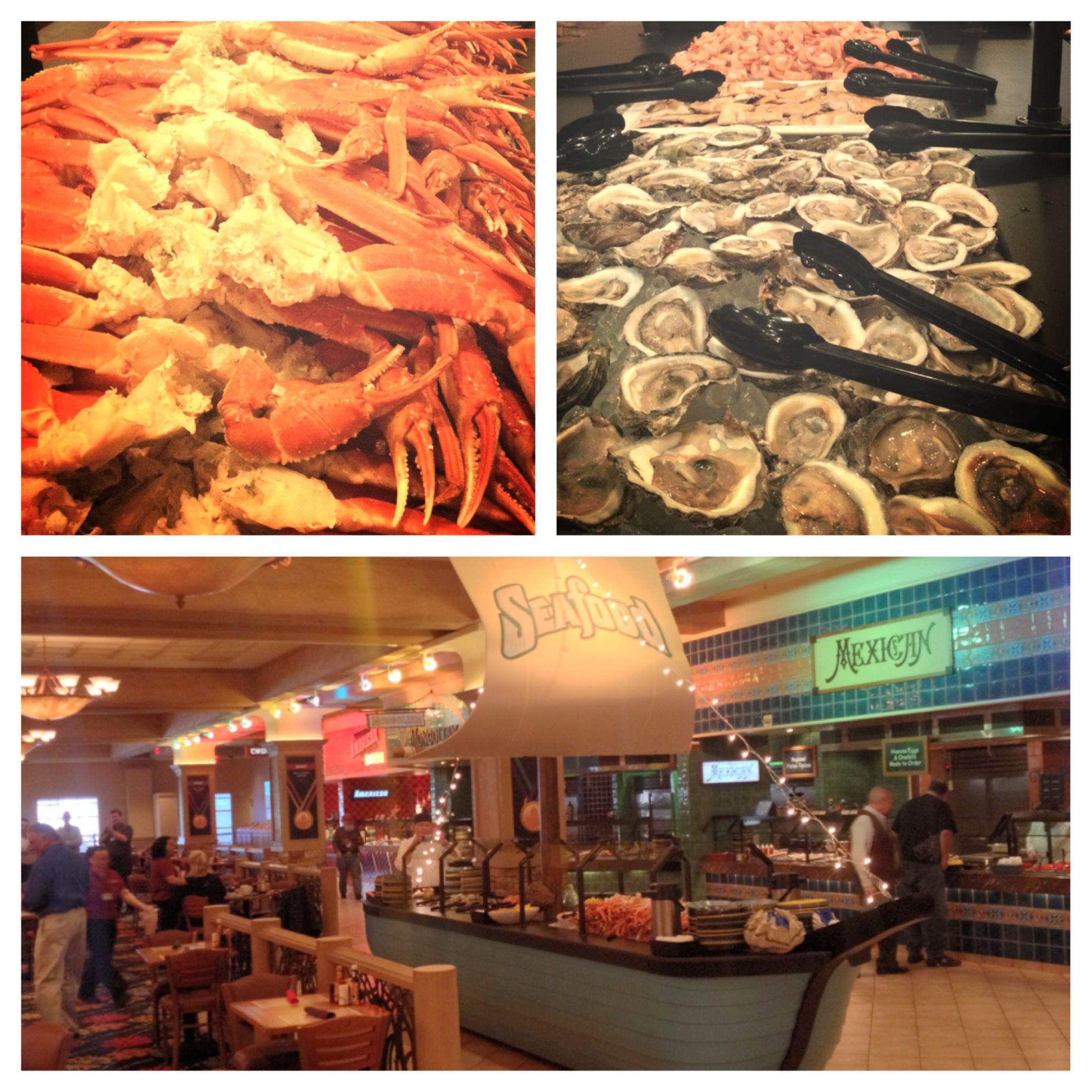 ship of seafood #barona #buffet #casino #allyoucaneat! | barona eats