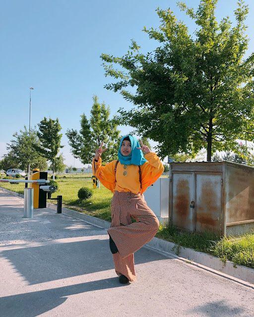 Kumpulan Foto-Foto Fatimah Halilintar Terbaru 2020 - Seleb Squad