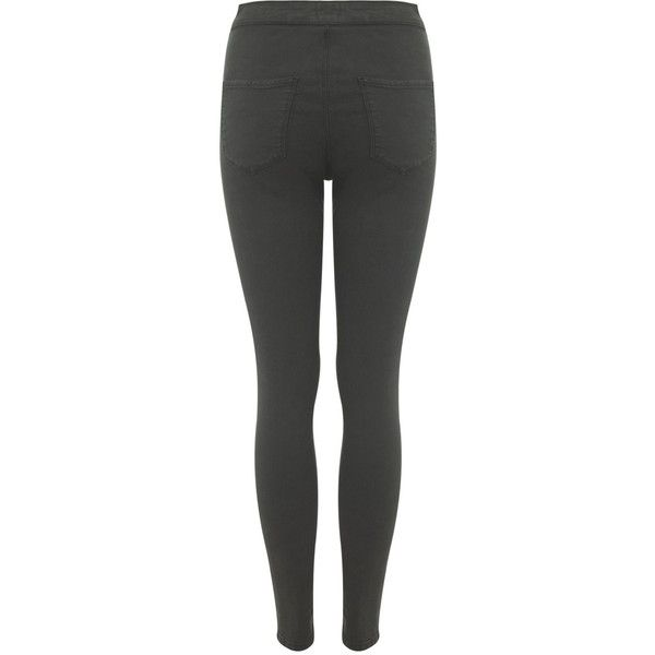Miss selfridge super skinny black jeans