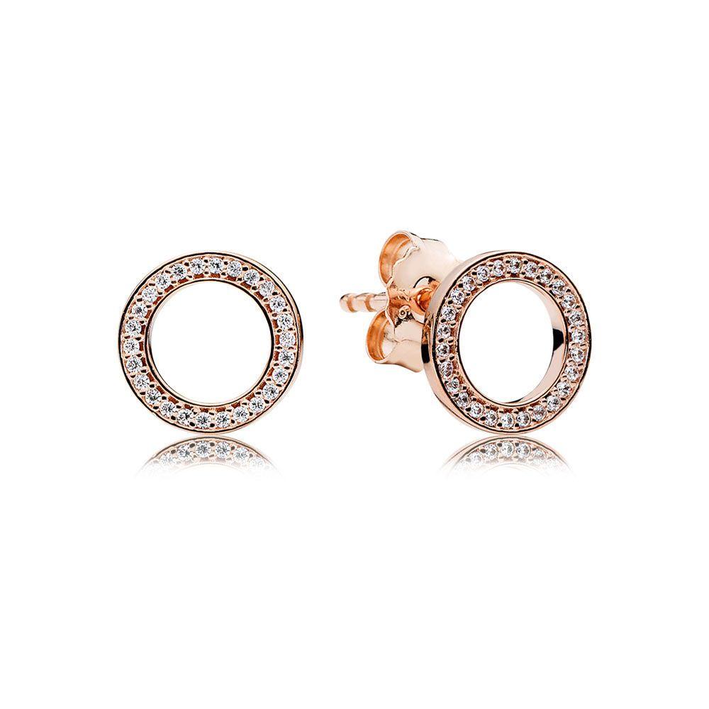 Forever pandora pandora rose u clear cz pandora jewelry wish