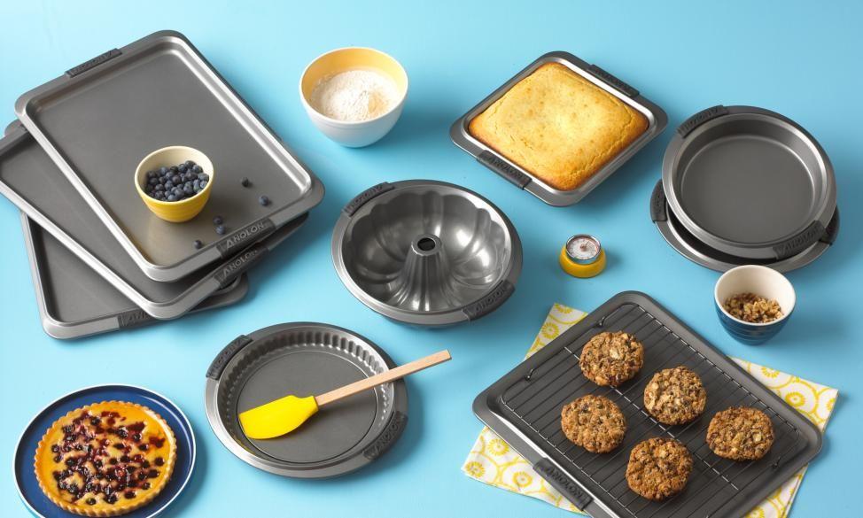 Anolon Advanced 5 Piece Bakeware Set #macysdreamregistry