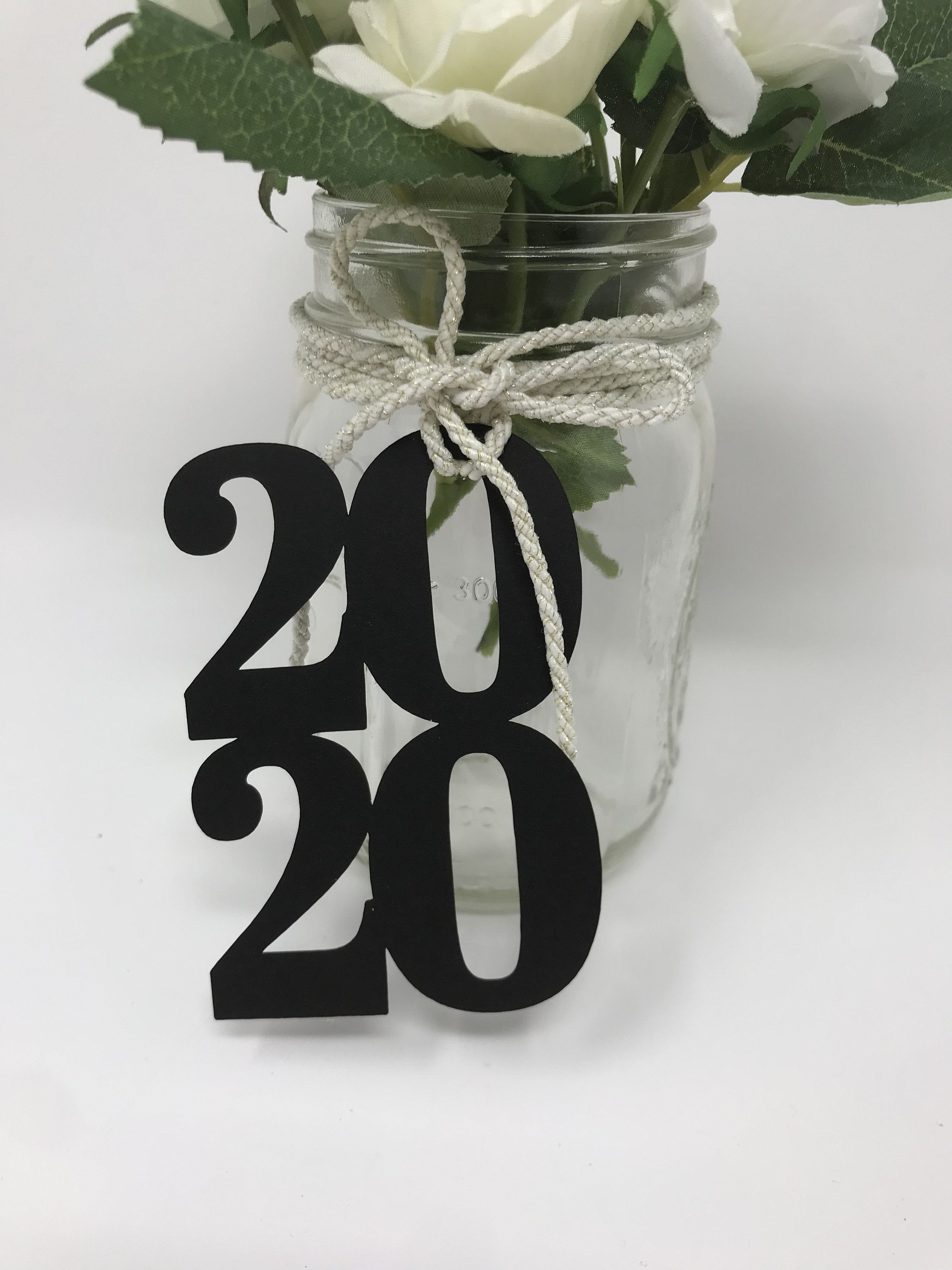 Graduation party decorations 2020 – table decorations – Class of 2020 – Graduation party Centerpiece – 2020 Graduation Tags