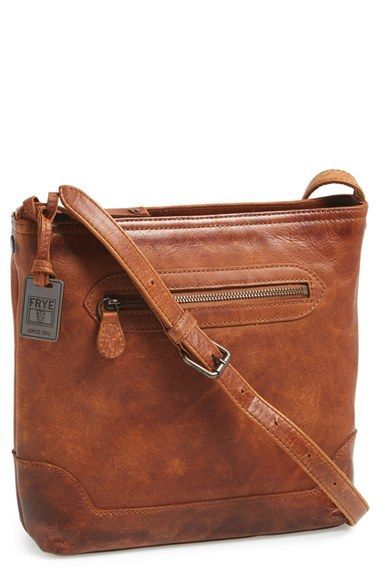 Frye Melissa Washed Leather Crossbody Bag Available At Nordstrom