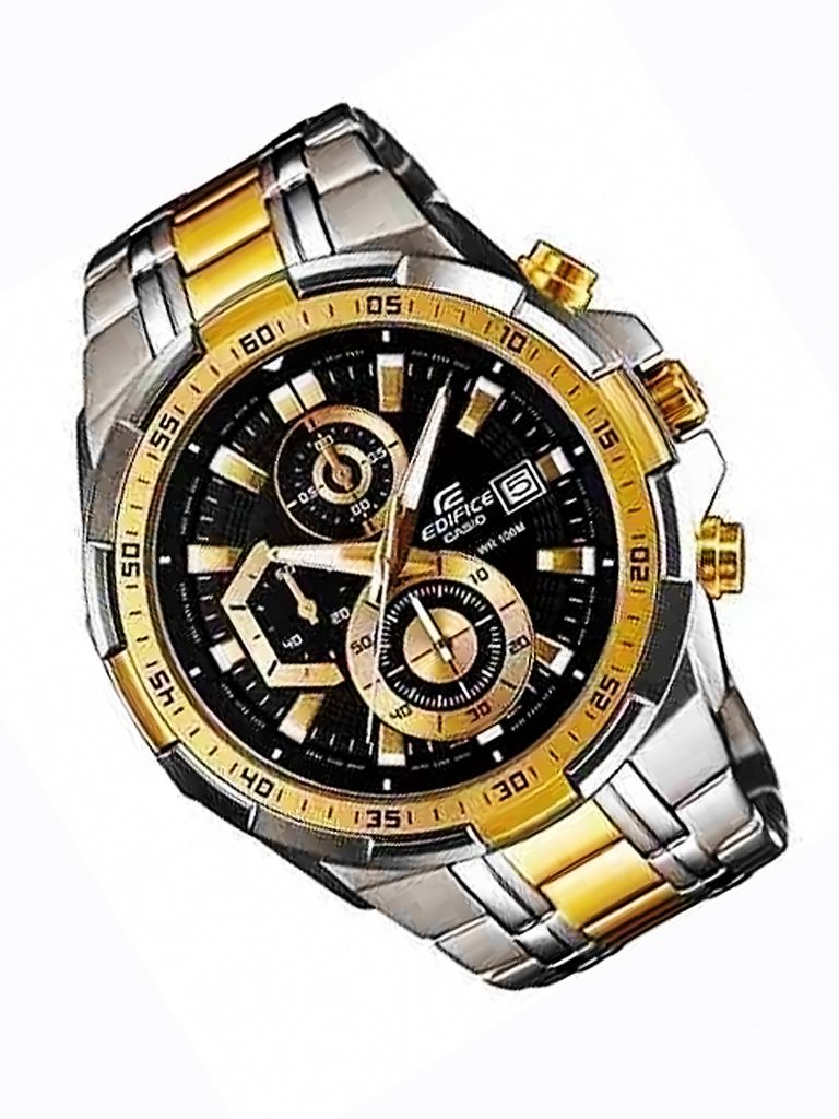 ccfbf9f9f42 Shop CASIO EDIFICE CHRONOGRAPH Mens Wrist Watch at Anku Bangladesh - Hi  Quality Original and Replica watches for Men. COD