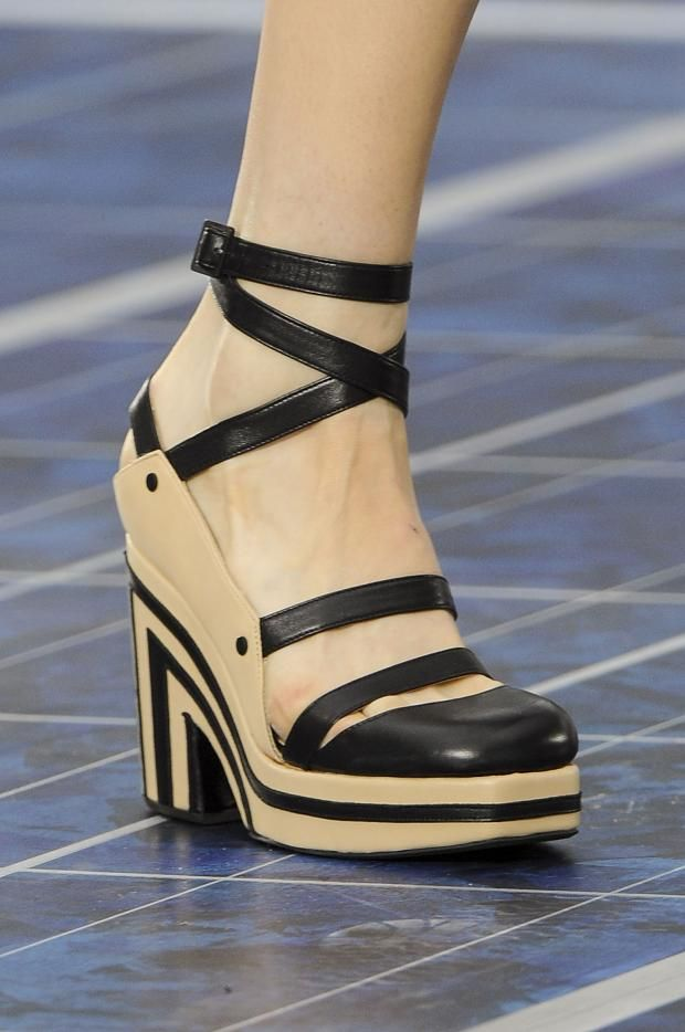 Chanel Details S/S '13