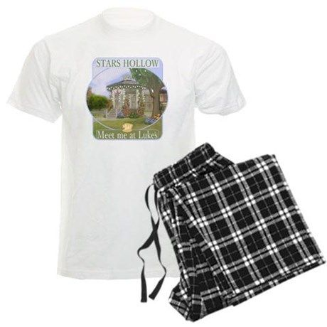 Stars Hollow Pajamas #StarsHollow #GilmoreGirls lots of products and designs for all with this design click here - http://www.cafepress.com/dd/103702457