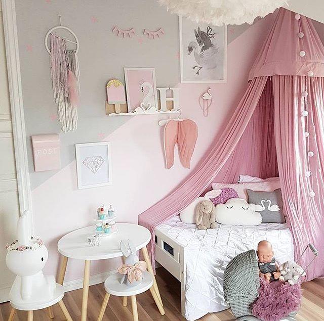 Kinderzimmer Einrichten, Baby Nähen, Diy Bastelideen, Für Kinder,  Dekoration, Baby Schlafzimmer, Zimmer Für Kleine Mädchen, Babyzimmer, Schlafzimmer  Ideen