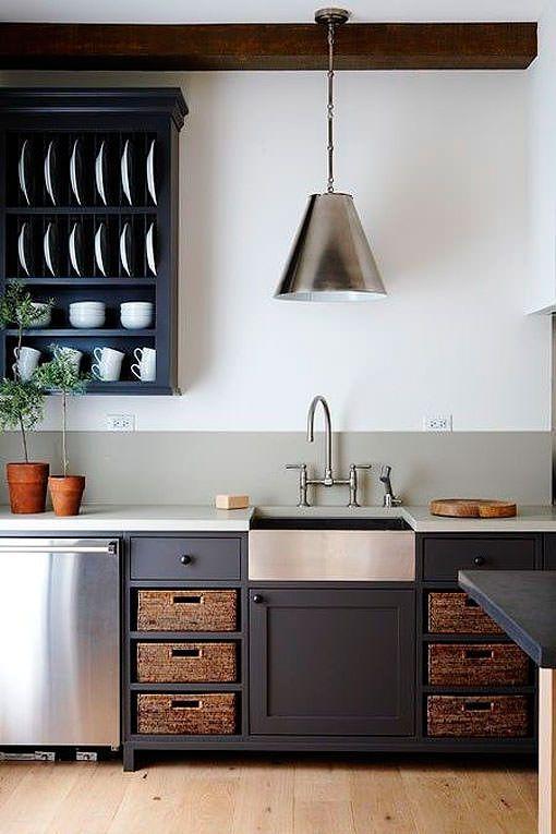 Resultado de imagen para mueble de cocina gris | mi cocina ...