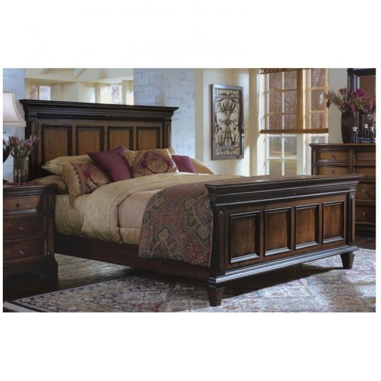 Cheap Furniture With Delivery: Universal Panel Bed King, Brentwood Collection 978260B-C
