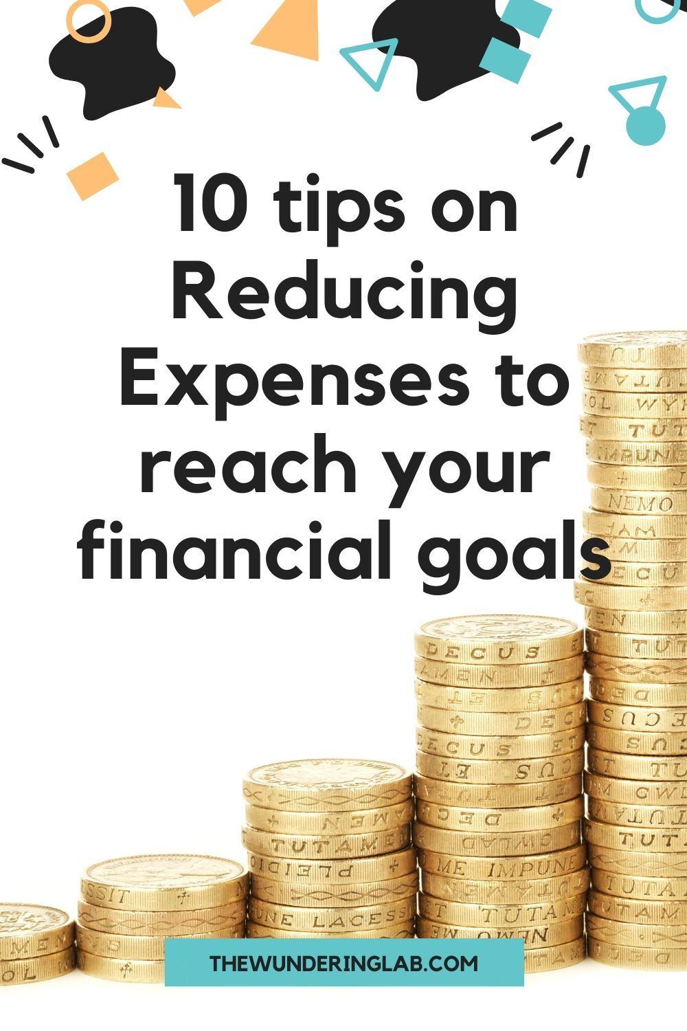 Thinking Of Ways To Reduce Your Monthly Expenses Here S How I Keep My Spending In Check Find Out More Here Financial Tips Financial Goals Finance
