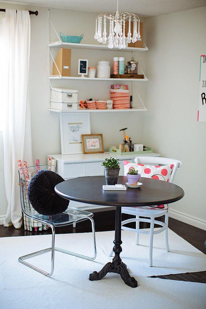 Small Home Office Ideas | POPSUGAR Home