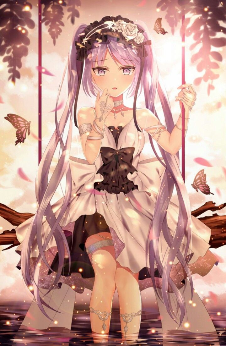 click to open full size on justiloves | beautiful anime girl art