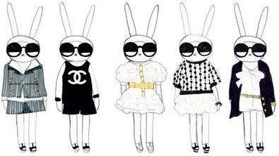 Chanel Bunnies