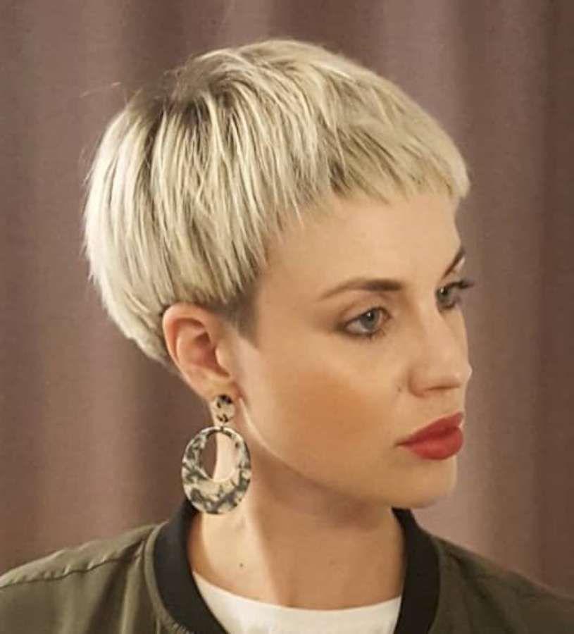 Nadine Saam Short Hairstyles 7 Fashion And Women Short Hair Styles Trendy Short Hair Styles Girls Short Haircuts