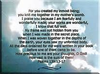 psalm 139 - - Yahoo Image Search Results