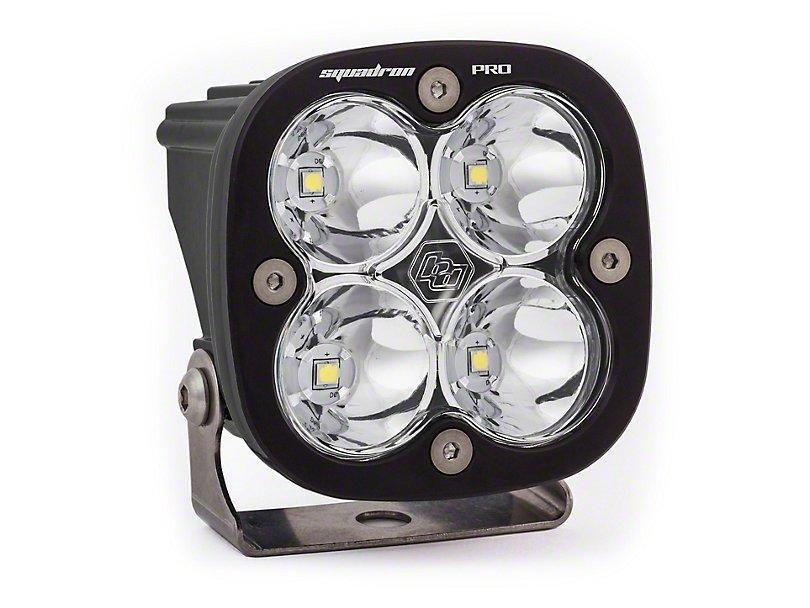 Baja Designs Squadron Pro LED Light Work/Flood Beam