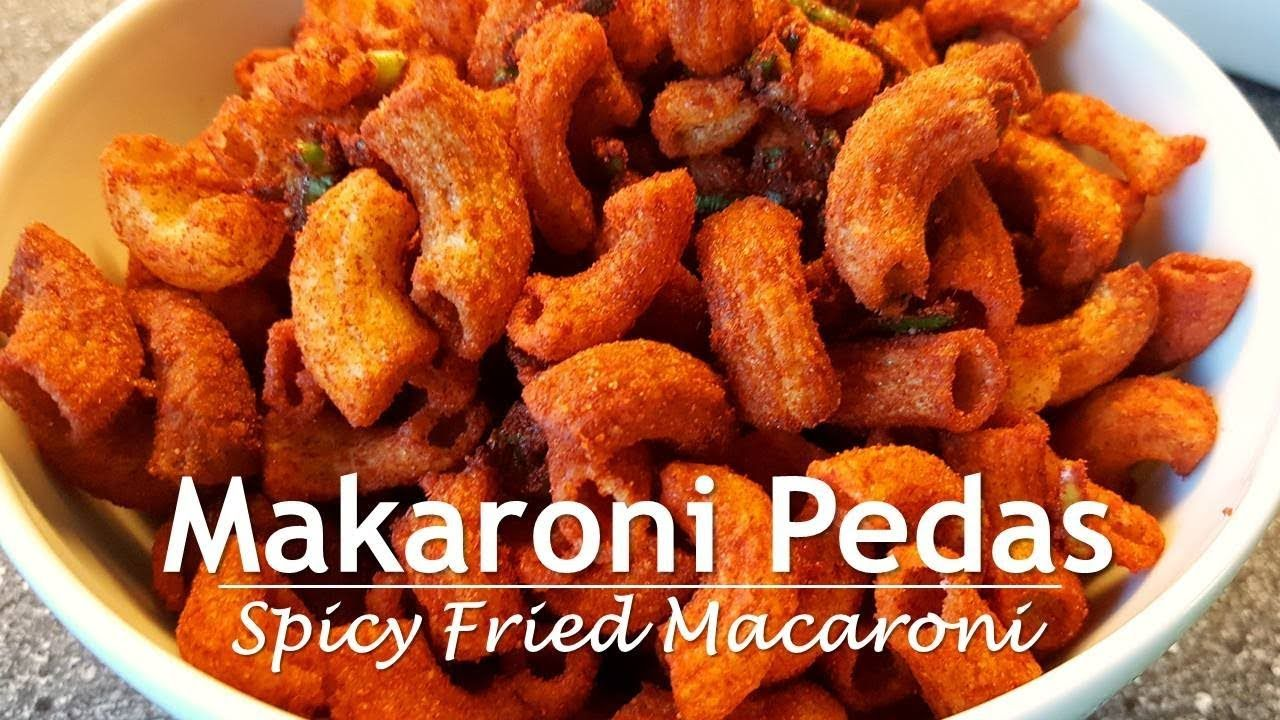 Resep Makaroni Goreng Pedas Spicy Fried Macaroni Recipe Youtube Macaroni Recipes Fried Macaroni Recipes