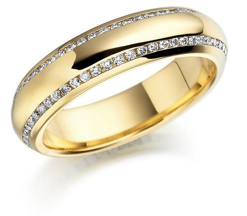 Gold Engagement Rings Design 22
