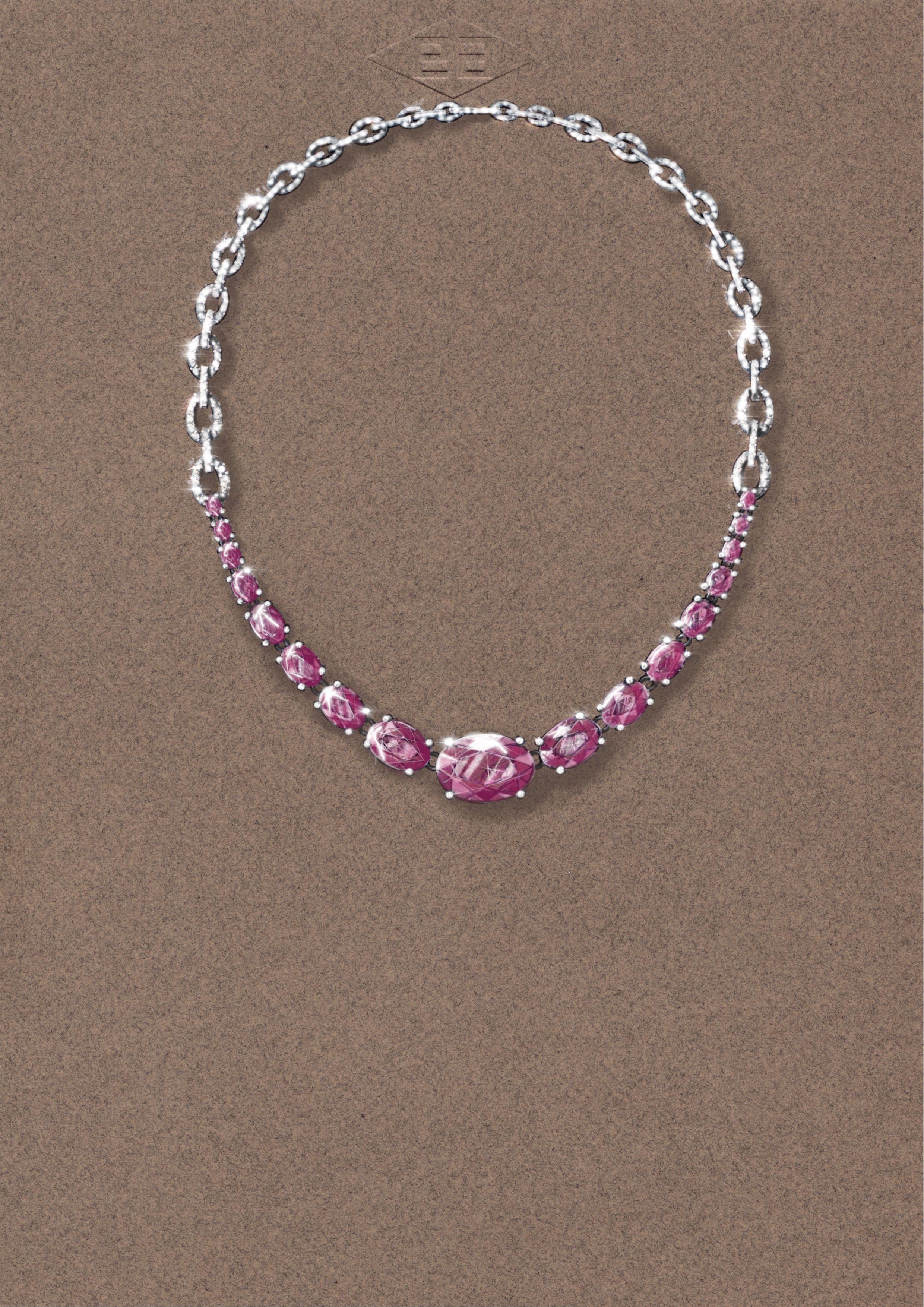 Copyright emmanuel aubry designer jewelry rendering Pinterest