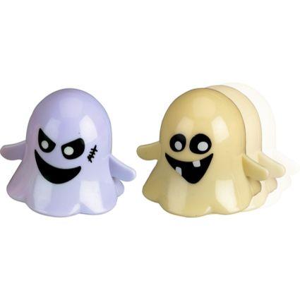 Die flinken Geister flitzen nicht nur zu Halloween durch die Gegend ...