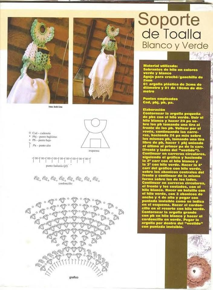 Pin de Janeta en crochet, patrones gratis | Pinterest | Croché ...