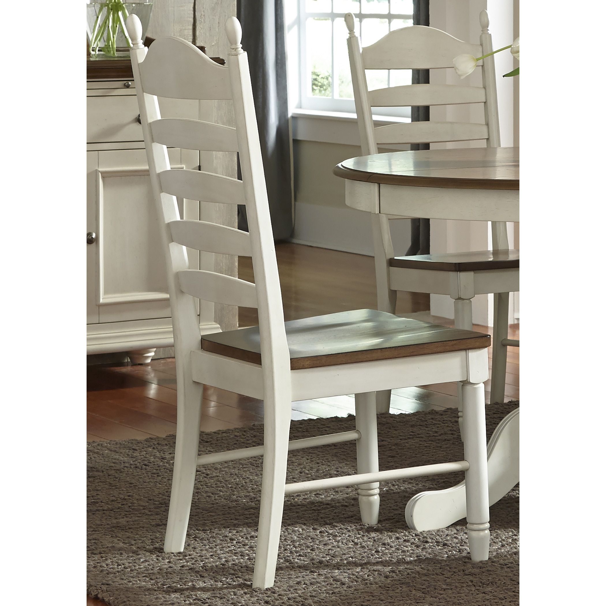 Springfield Farmhouse Dining Room Chairs Home Goods Free Shipping On Orders Over 45 At Overstock