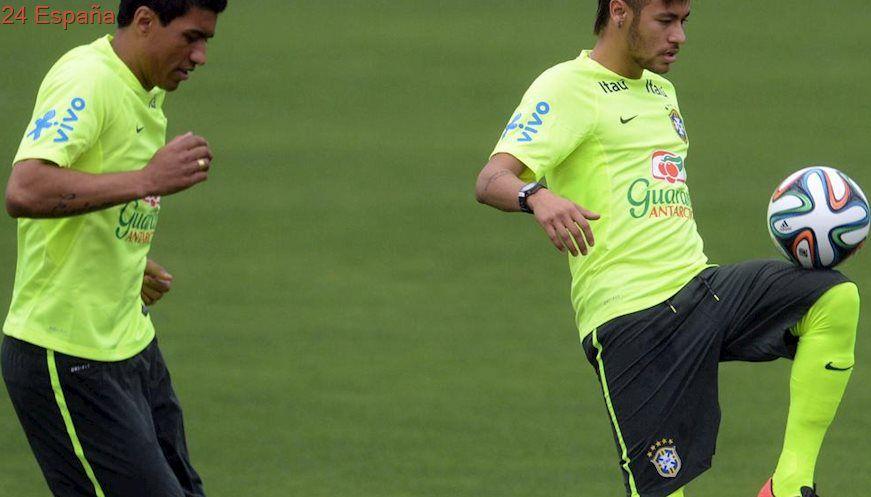 Neymar, a Paulinho: «Espero que seas muy feliz como yo fui en el Barcelona»