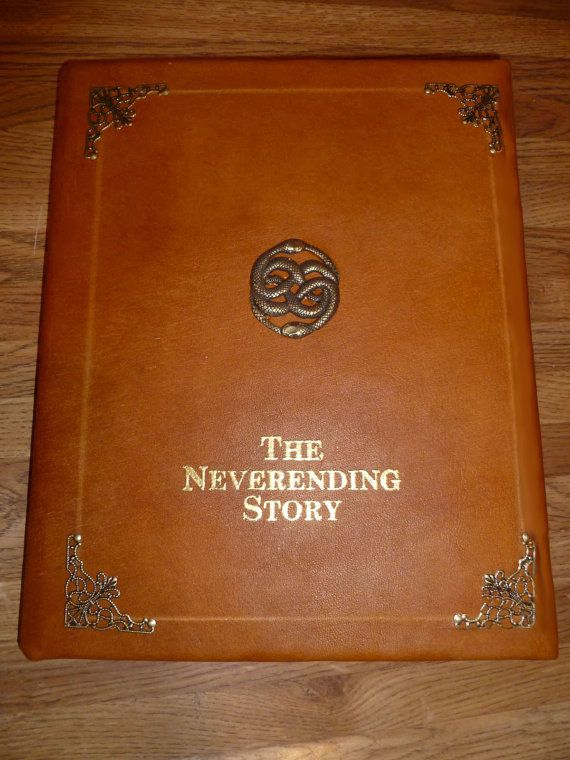 Neverending Story iPad / Tablet Cover by GrimcatProductions