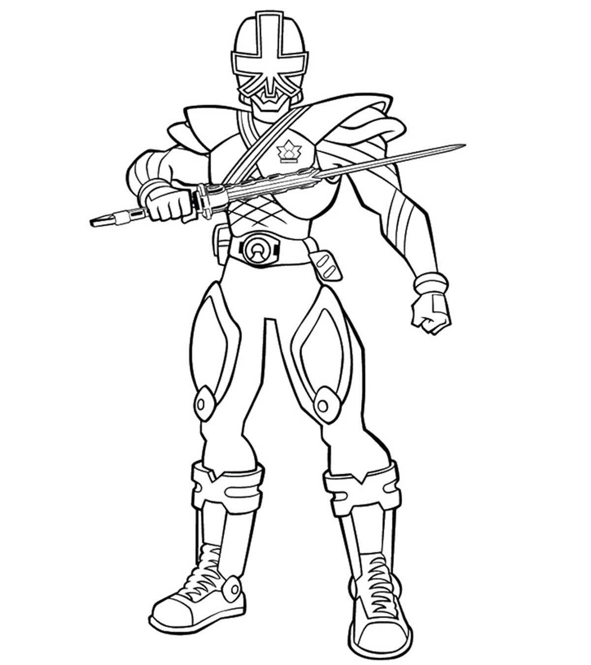 Pin En Power Rangers
