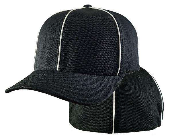6ad0a3cf9e2f9 Big Size 4XL FlexFit® Referee Cap