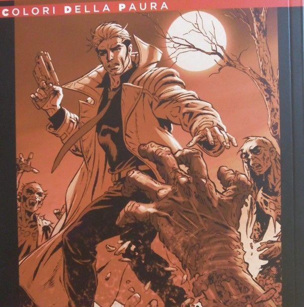 Dylan Dog _ I colori della paura -#47- Demoni e silicio #Nathan Never #l'alba dei morti viventi
