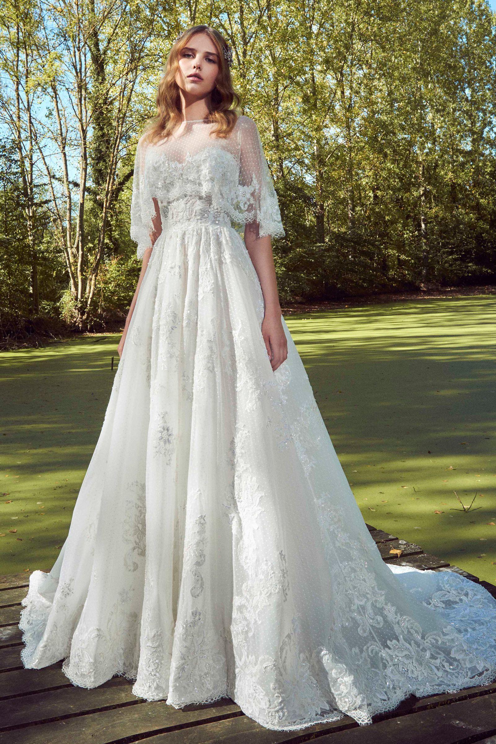 Most Beautiful Wedding Dresses.The Most Beautiful Bridal Dresses Saddha