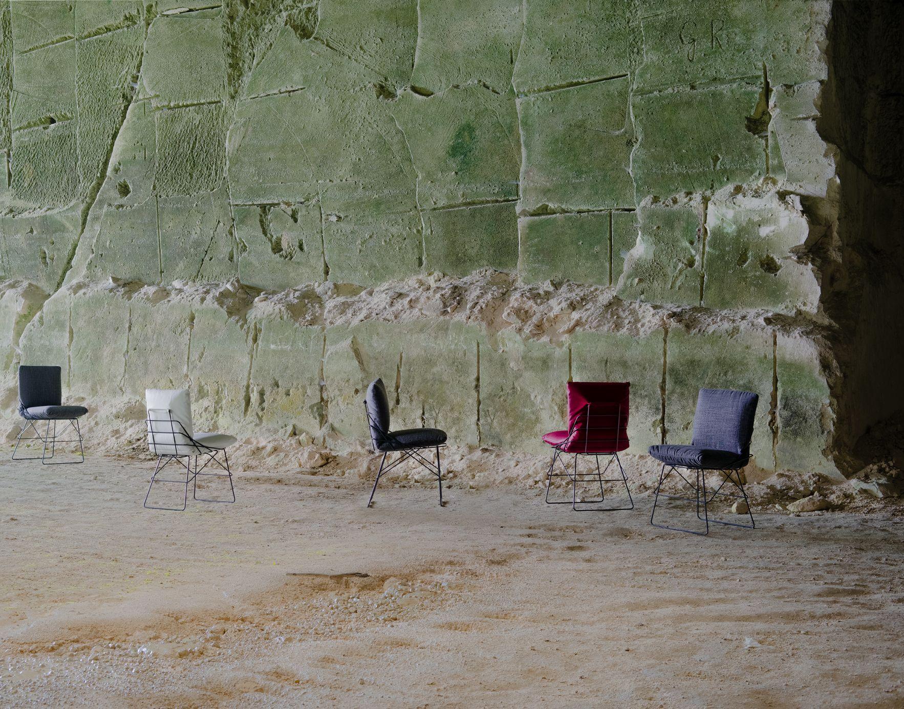 Sedie Driade ~ Driade sof sof chair by enzo mari available through studio guell